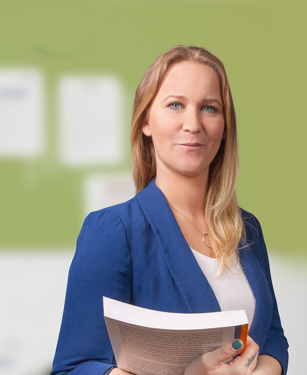 Sabrina Lackner Sozialtrainerin